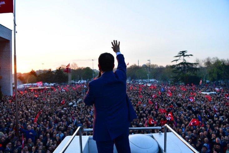 Ekrem İmamoğlu İstanbullularla 21 Nisan'da buluşacak