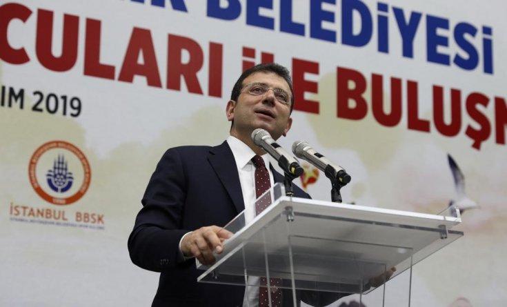 Ekrem İmamoğlu: Sporu İstanbul'un bir parçası yapacağız