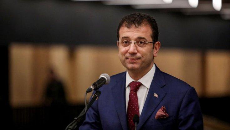 Ekrem İmamoğlu'ndan 'Süleyman Seba' paylaşımı