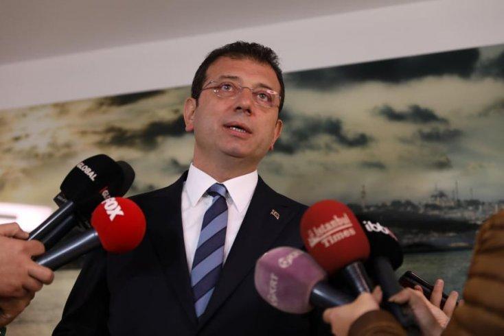 Ekrem İmamoğlu'ndan Ulaştırma Bakanı Turhan'a: Artık o fotoğraf çok anlamlı hale gelmiştir, şaibeyi çok daha büyüttü