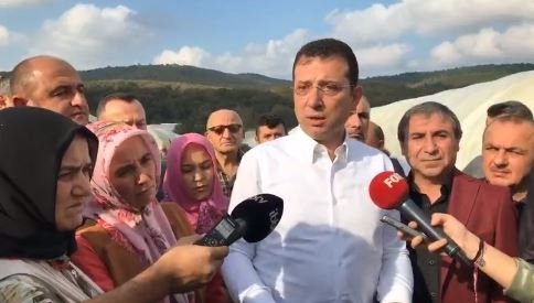 Ekrem İmamoğlu'ndan Ulaştırma Bakanı'na 'gar ihalesi' tepkisi: Bakanlık yapın, bu işi düzeltin
