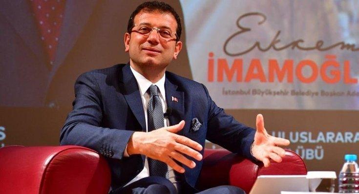 Ekrem İmamoğlu'nun 20 Ekim programı