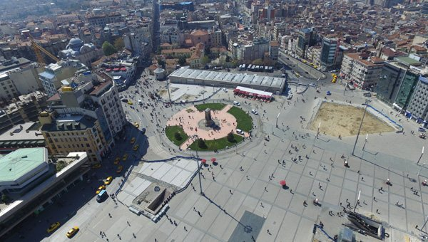 Ekrem İmamoğlu'nun Taksim Meydanı planının ayrıntıları belli olmaya başladı