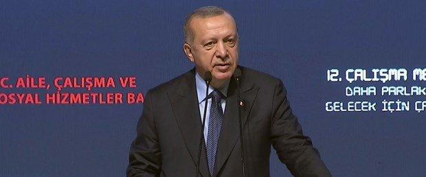 Erdoğan: 50 tane fazla eleman al deyince rahatsız olanlar var