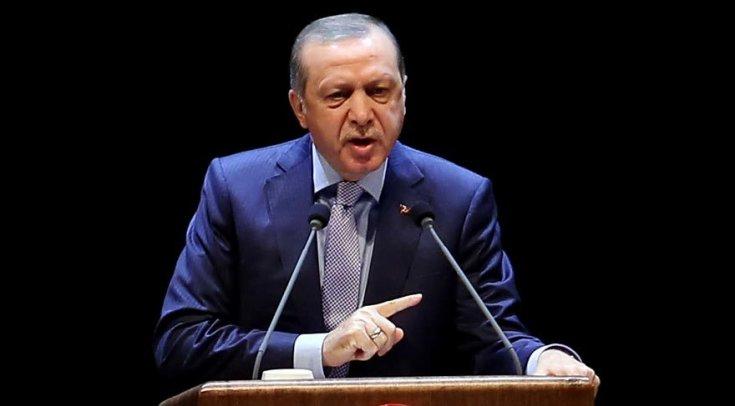 Erdoğan: CHP iktidarı ele geçirirse yapacağı ilk iş ekonomiyi IMF'ye teslim etmek olacak