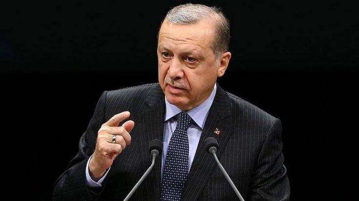 Erdoğan: Herkesin midesini doyurduk, ama bu oya dönmüyor!