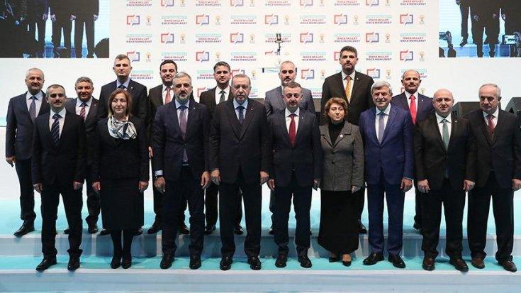 Erdoğan, Kocaeli belediye başkan adaylarını açıkladı