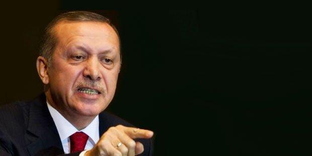 Erdoğan: Mesele AK Parti'yi sandıklarda mağlup etmek