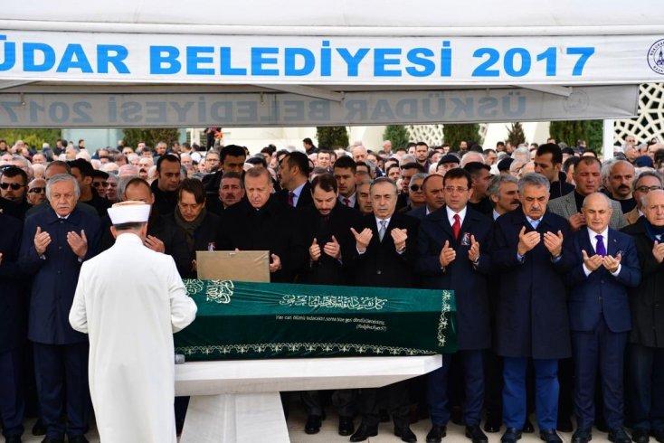 Erdoğan ve İmamoğlu ilk kez yan yana görüntülendi!