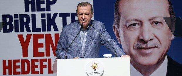 Erdoğan'dan Ayder açıklaması: O salıncaklar filan böyle acayip şeyler...