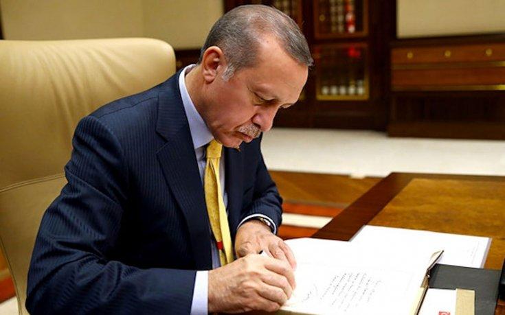 Erdoğan'ın atama yetkisinin ucu bucağı yok: Bir yılda 2 binden fazla atama yaptı!