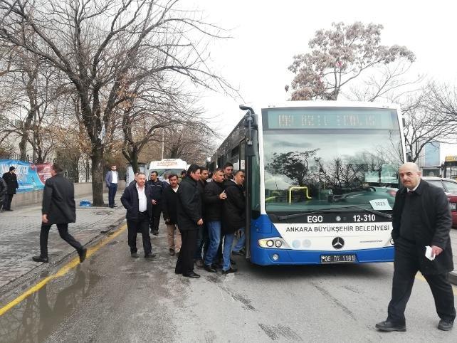 Erdoğan'ın mitinginde belediye personeline yoklama dayatması