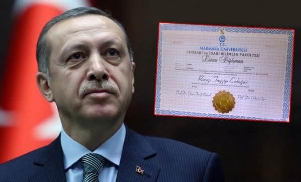 Erdoğan'ın sunduğu fotokopiyi aslını görmeden onaylayan kâtibi soruşturmayan notere uyarı