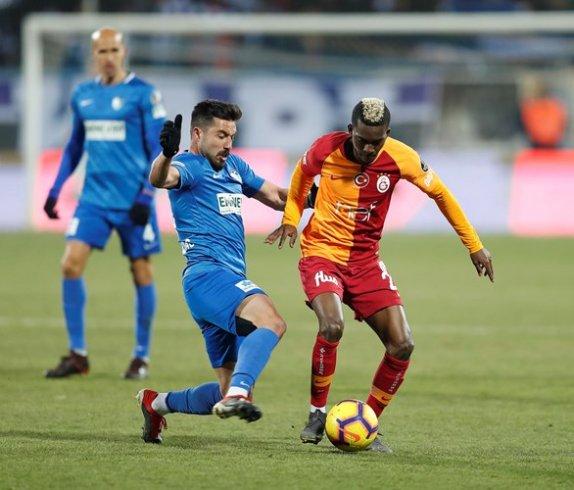 Erzurumspor 1-1 Galatasaray