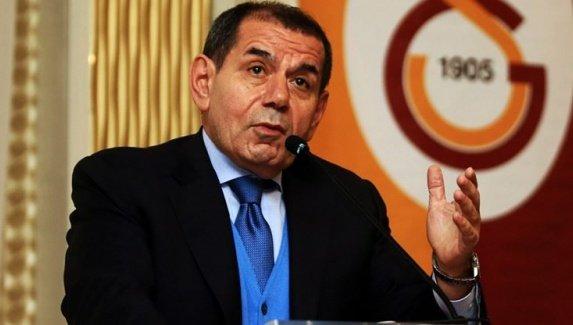 Eski başkan Dursun Özbek'ten Galatasaray'a haciz işlemi