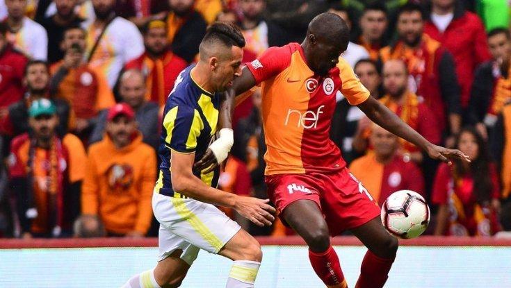 Fenerbahçe- Galatasaray bu akşam 19.00'da karşı karşıya geliyor