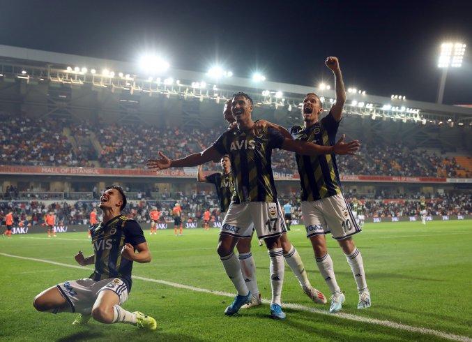 Fenerbahçe 2-1 Başakşehir