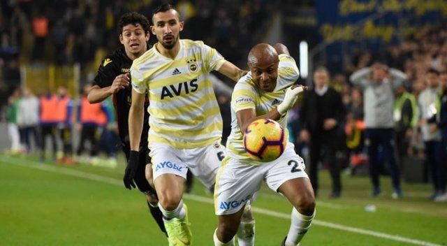 Fenerbahçe,Yeni Malatyaspor'u 3-2 mağlup etti
