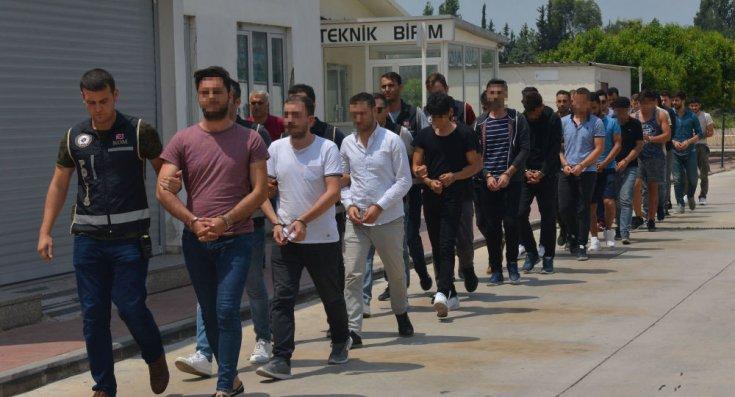 FETÖ operasyonları kapsamında 41 polis gözaltına alındı