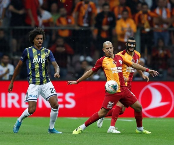 Galatasaray 0 – 0 Fenerbahçe