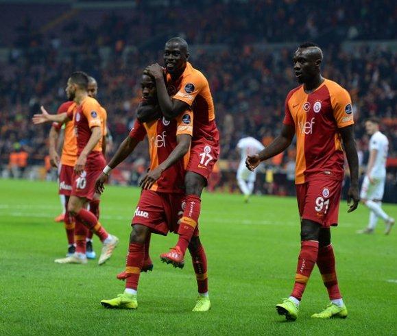Antalyaspor Galatasaray