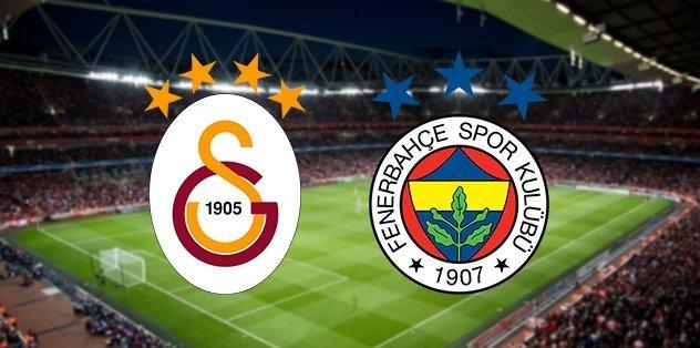 Galatasaray ve Fenerbahçe bu akşam karşı karşıya geliyor