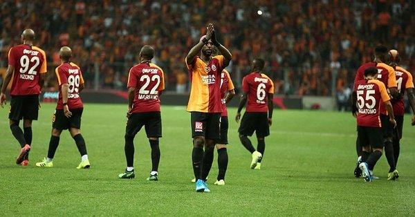 Galatasaray'ın Şampiyonlar Ligi kadrosu belli oldu