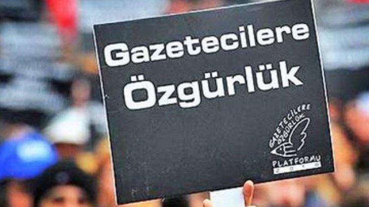 Gazeteciliğin kasım ayı raporu: 4 tutuklama, 11 gözaltı, 2 saldırı, 80 yıl hapis!