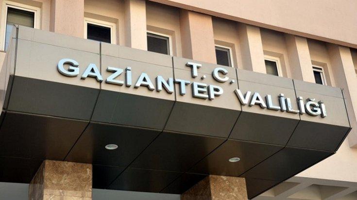 Gaziantep Valiliği, açık alan etkinliklerini yasakladı