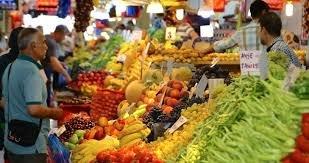 Gıda fiyatları bir önceki aya göre yüzde 6,22 oranında arttı