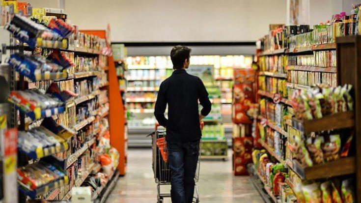 Gıdada ocak ayı patlaması: Bir ayda yüzde 14,75; bir yılda yüzde 55,3 oranında artış!
