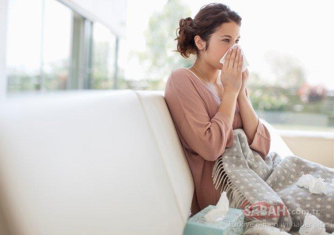 Gribal enfeksiyonlara karşı doğal yöntemler