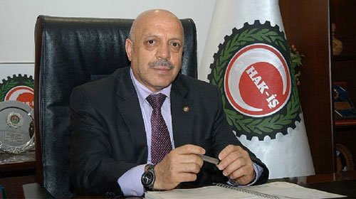 Hak-İş'ten Erdoğan'a mektup: 'Zam yapılmasını yüksek müsaadelerinize arz ediyoruz'