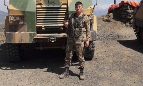 Hakkari'de yaralanan Uzman Çavuş şehit oldu