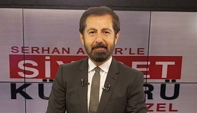 Halk TV Genel Yayın Yönetmeni Serhan Asker istifa etti