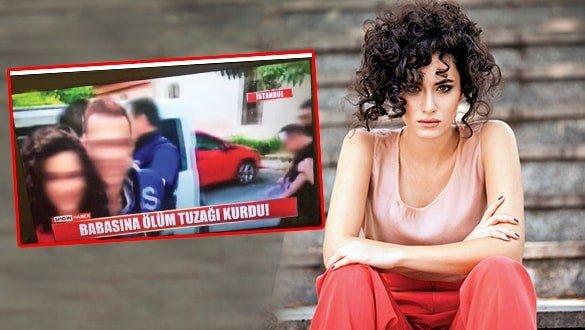 Hande Doğandemir cinayet haberinde görüntüsünün kullanılmasını yargıya taşıdı: Ben babama ölüm tuzağı kurmadım!
