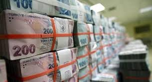 Hazine 5,7 milyar lira borçlandı