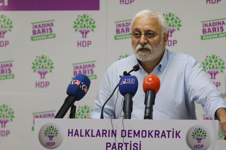 HDP Sözcüsü Oluç: Kabataş yalanından sonra Taksim yalanı ortaya çıktı, bırakın bunları gelin ekonomiyi konuşalım