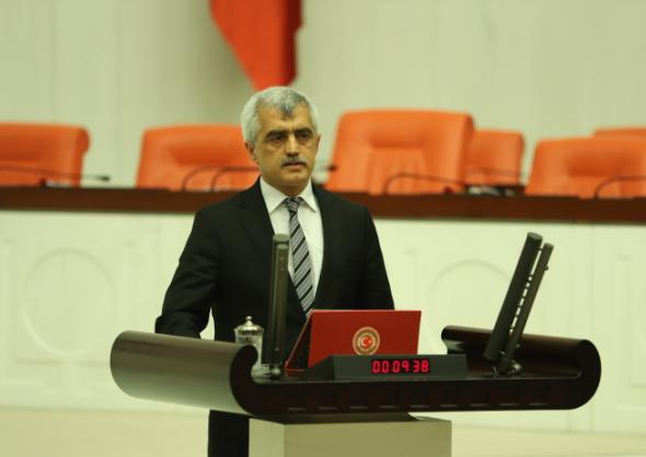 HDP'li Gergerlioğlu, cezaevlerindeki hak ihlallerini Meclis'e taşıdı: 'Cezaevlerindeki insanlara düşman hukuku uygulanıyor'