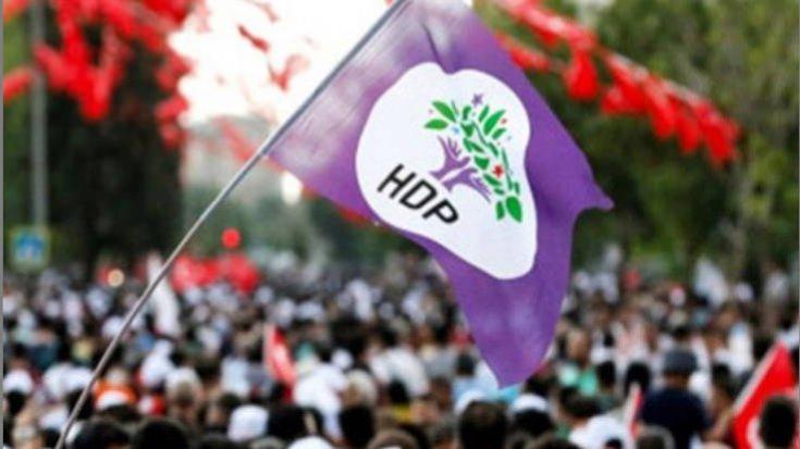 HDP'nin 'Savaşa karşı sesini yükselt' etkinliği iptal edildi