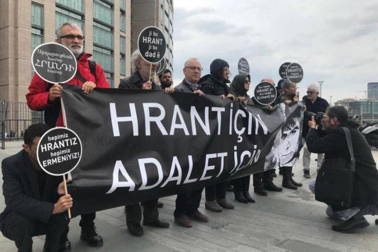 Hrant Dink davası: Mahkemenin MİT'çilerin tanık olarak dinlenmesi talebine cevap verilmedi
