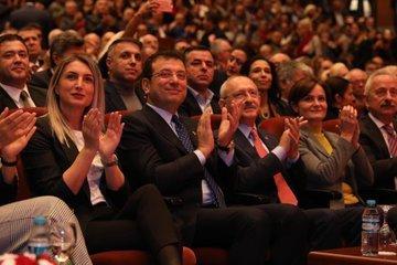 """İBB başkanı Ekrem İmamoğlu; """"Mustafa Kemal'in partisine vefasızlık yakışmaz"""""""