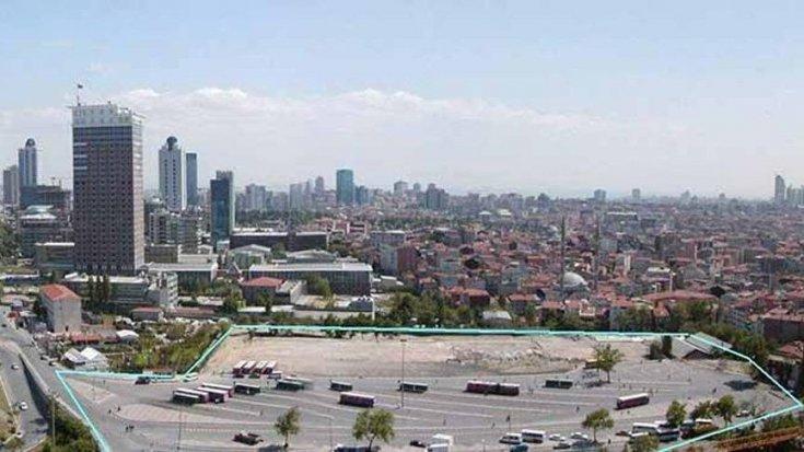 İBB CHP'ye geçti, AKP'li meclis üyeleri geçen dönem satılmasını istedikleri arsaların yeşil alan olmasını teklif etti