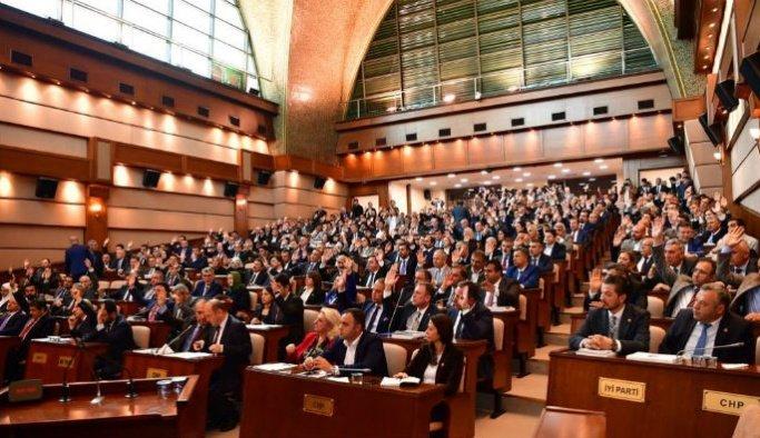 İBB Meclisi saat 15.00'te toplanıyor