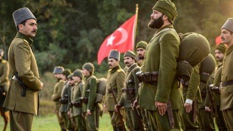 'İBB TRT dizisine en az 12 milyon 750 bin lira akıtmış'