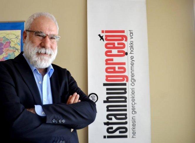 İmambakır Üküş: Saraya giden CHP'li haberi bilinçli bir provokasyon