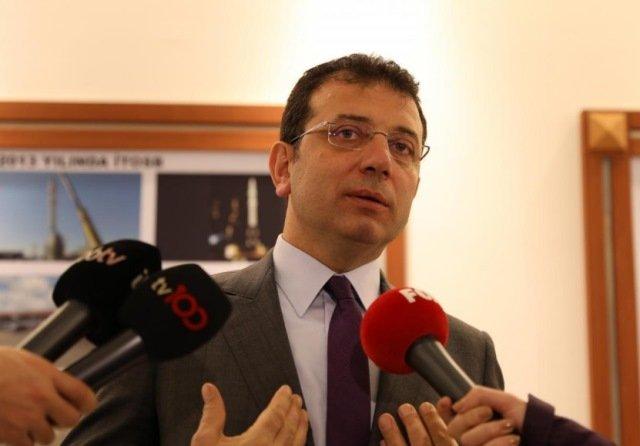 İmamoğlu'ndan Kanal İstanbul açıklaması: 'Ben karar verdim, olduyla bu iş yönetilmez'