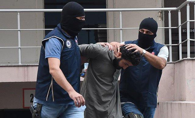 IŞİD'in infazcısı tutuklandı