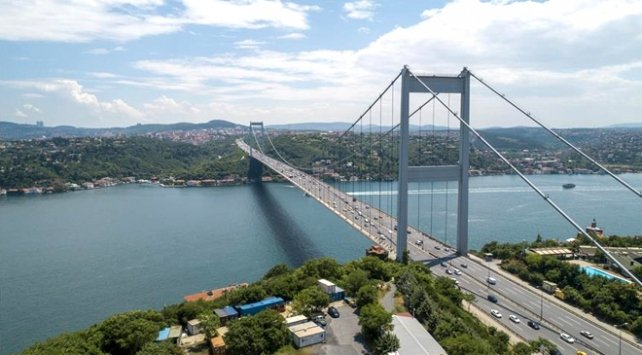 İstanbul Boğazı da Cumhurbaşkanı'na bağlanıyor