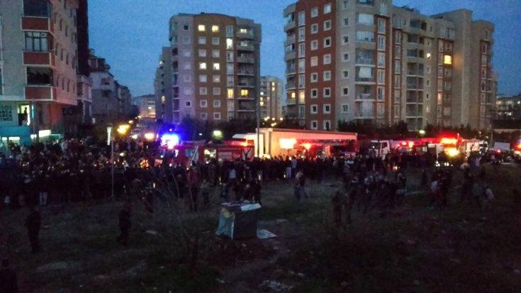 İstanbul Çekmeköy'de helikopter düştü: 4 asker şehit